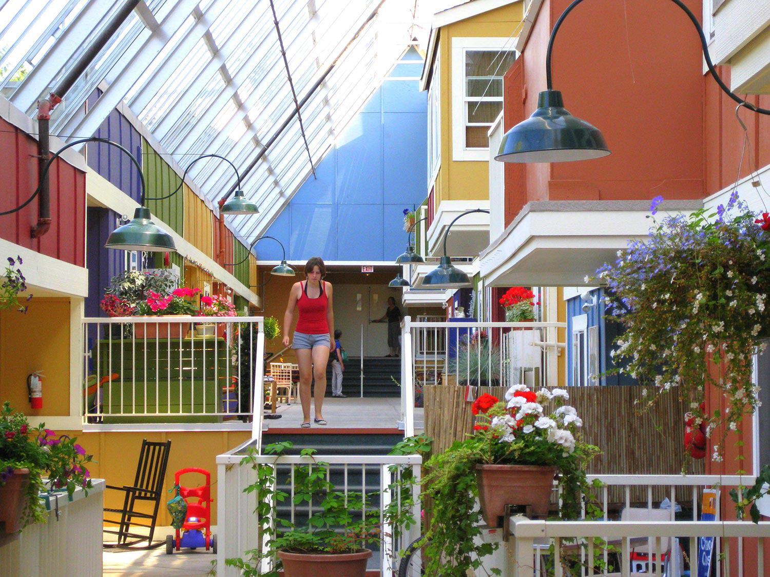 About WindSong Cohousing Community